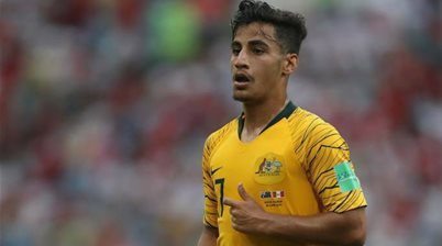 Arzani is in good hands - Arnold