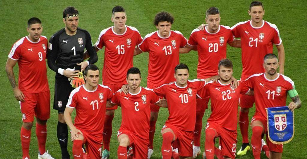 Serbia coach satisfied with team's results