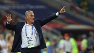 Tite says Brazil's pressing game caused Serbia problems