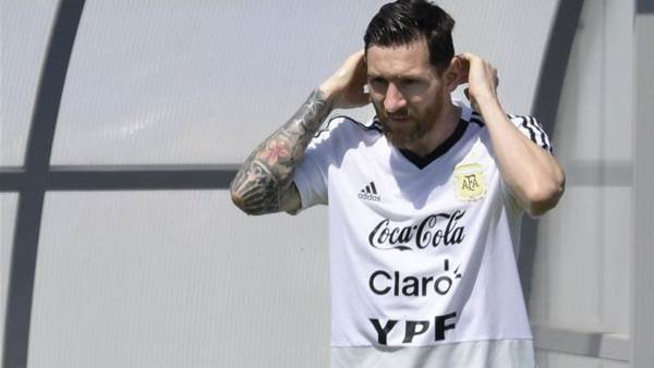 France must minimise Messi's contribution - Deschamps