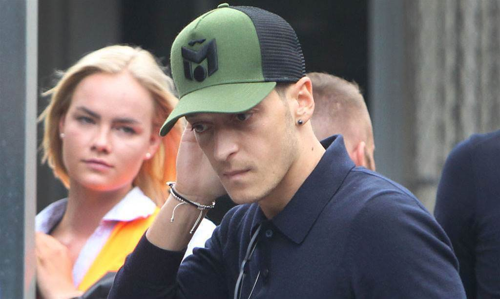 German star Ozil retires from international football citing 'racism and disrespect'