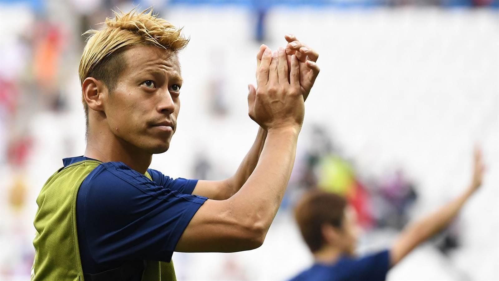Keisuke Honda: Why I signed for Melbourne Victory