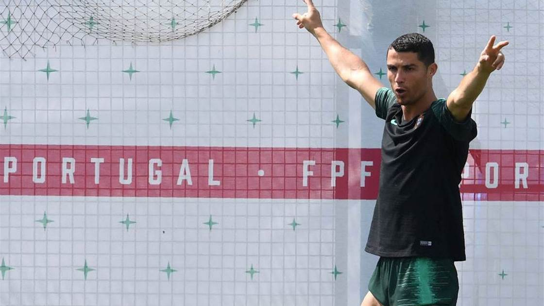 Portugal can't rely solely on Ronaldo - Santos