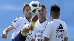 Argentina midfielder Biglia retires from international football