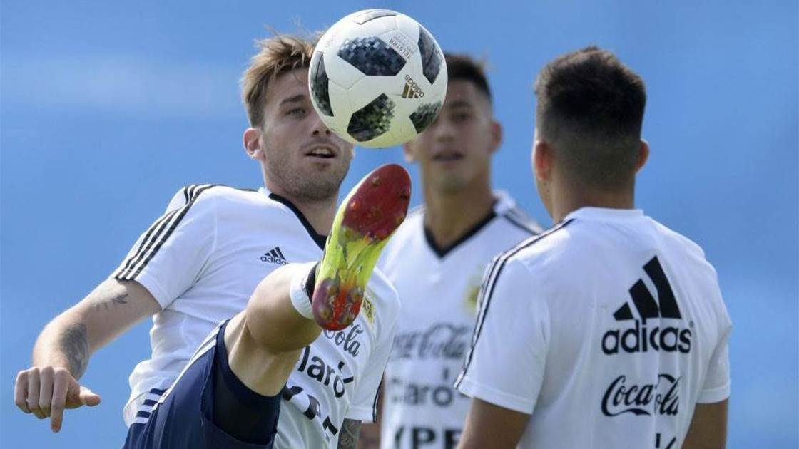Argentina midfielder Biglia retires from international football