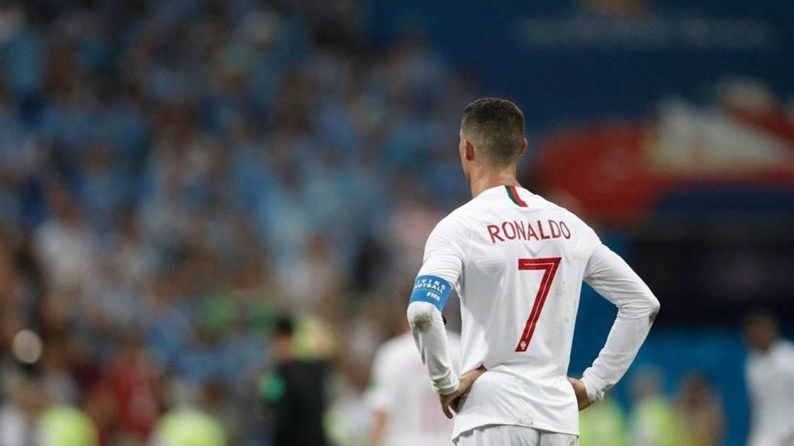 Ronaldo not ready to discuss his international future