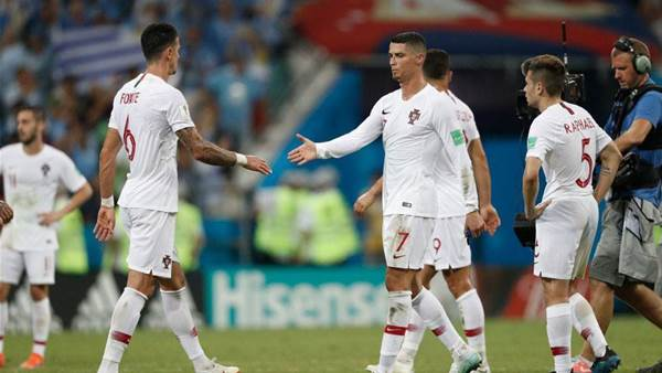 Ronaldo still has 'a lot to give' Portugal - Santos