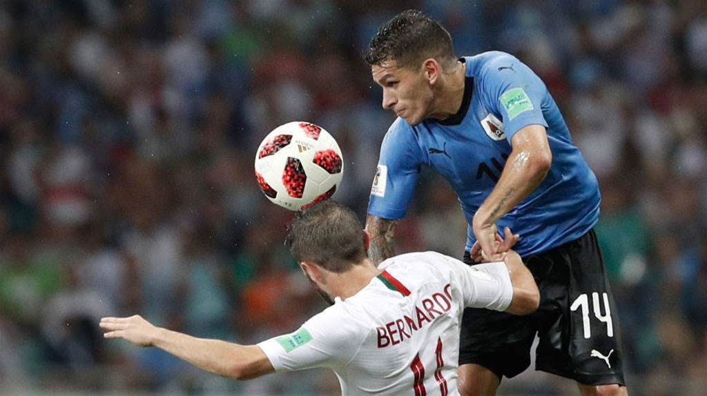 Torreira's dizzying rise from fifth league football to the World Cup