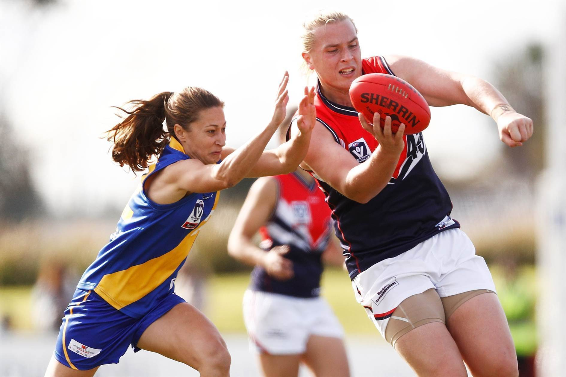 Mouncey withdraws AFLW Draft application