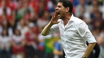 Hierro steps down as Spain coach after World Cup disappointment