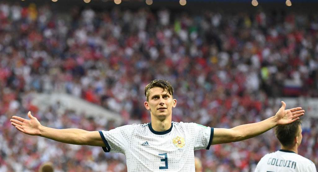 Russia 'have more things to accomplish' at World Cup - Kutepov