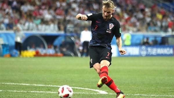 No favourites in Croatia-Russia clash - Rakitic
