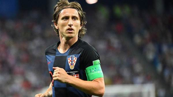 Modric in line for World Cup player of the tournament – Rebic