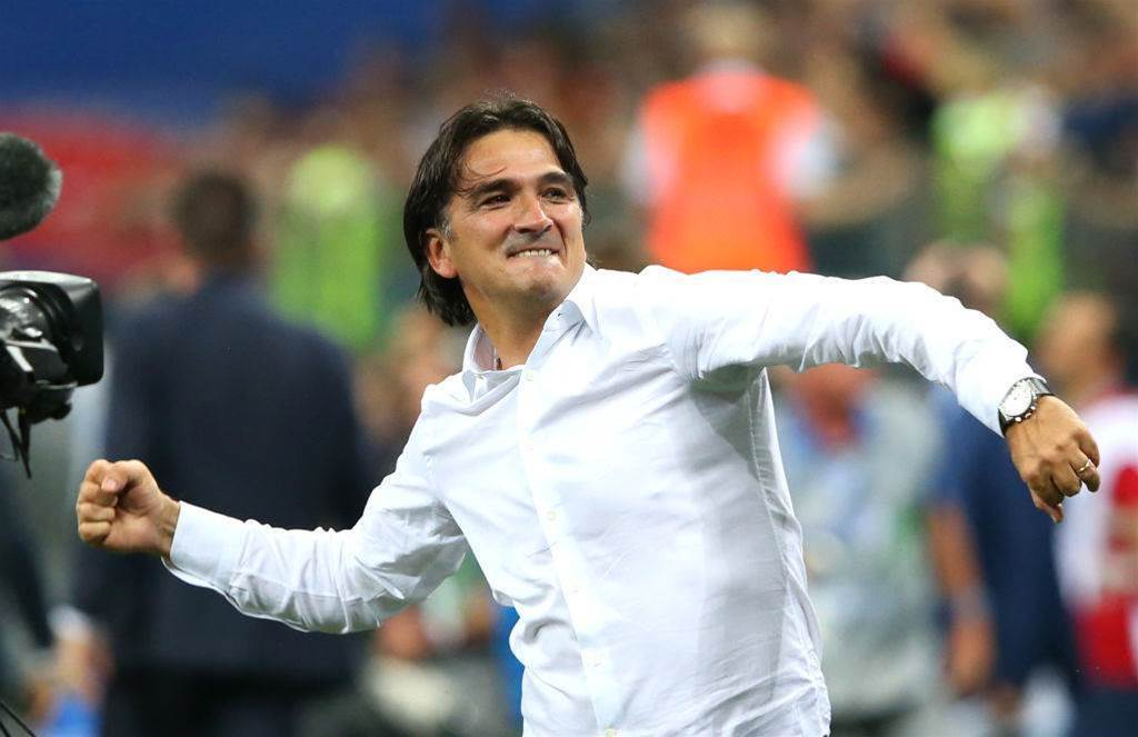 Russia will be 'difficult' to beat - Dalic