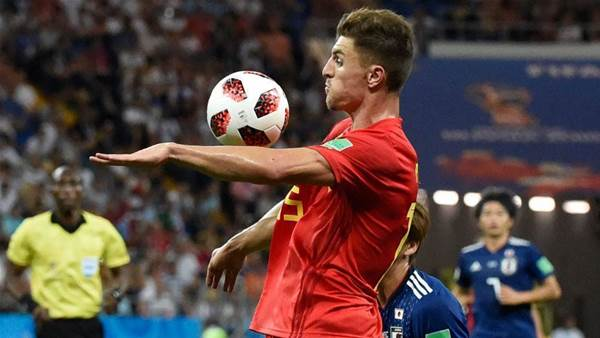 Belgium defender 'upset' to face French friends in World Cup semi