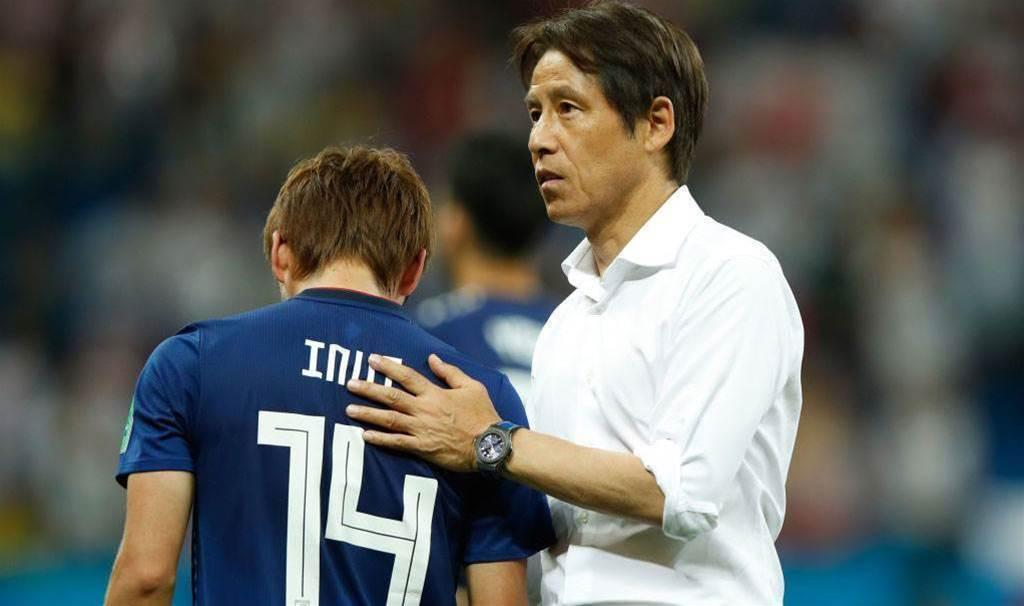 Japan owe World Cup success to coach Nishino - Football Association