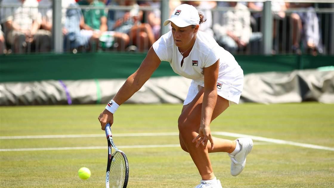 Gavrilova and Barty break three-year Aussie slump