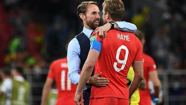 England controlled most of Colombia match - Southgate