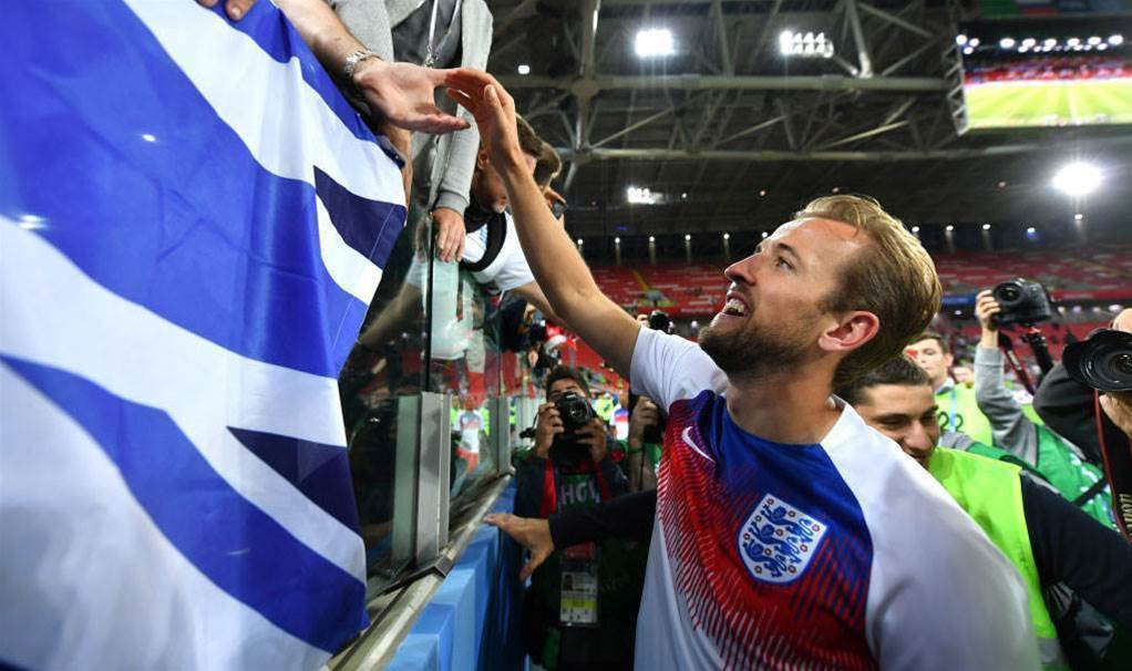 Kane equals long-held England record
