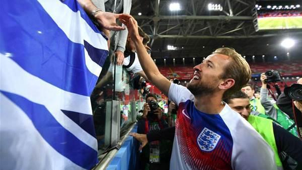 Kane equals long-held England record