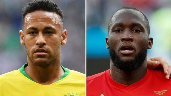 Lukaku: Neymar is not an 'actor'