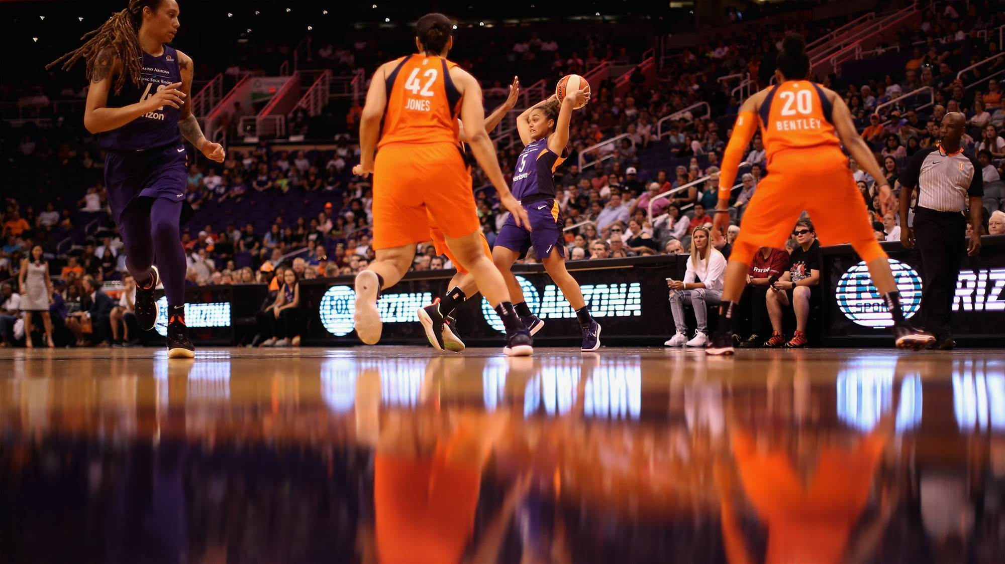 Aussie Wrap: WNBA Week 10