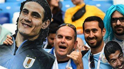 Cavani not named in Uruguay's starting XI