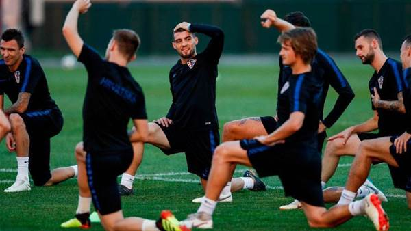 'High chance' shootout will decide Russia, Croatia semi