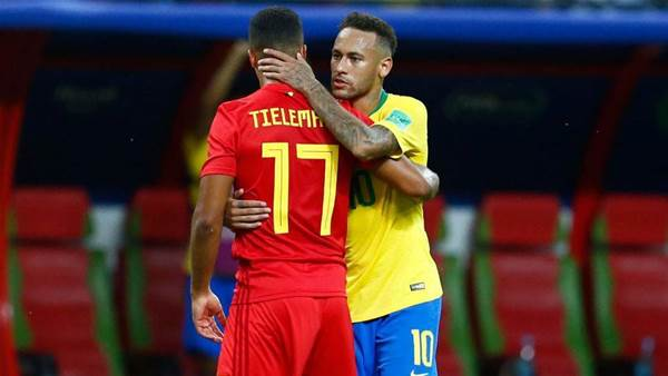 World Cup unfolding 'perfectly' for Belgium - Tielemans