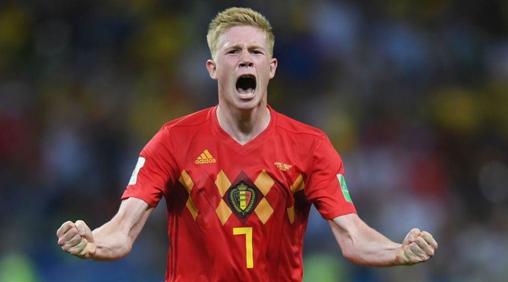 'Minimal' difference between France and Belgium - De Bruyne