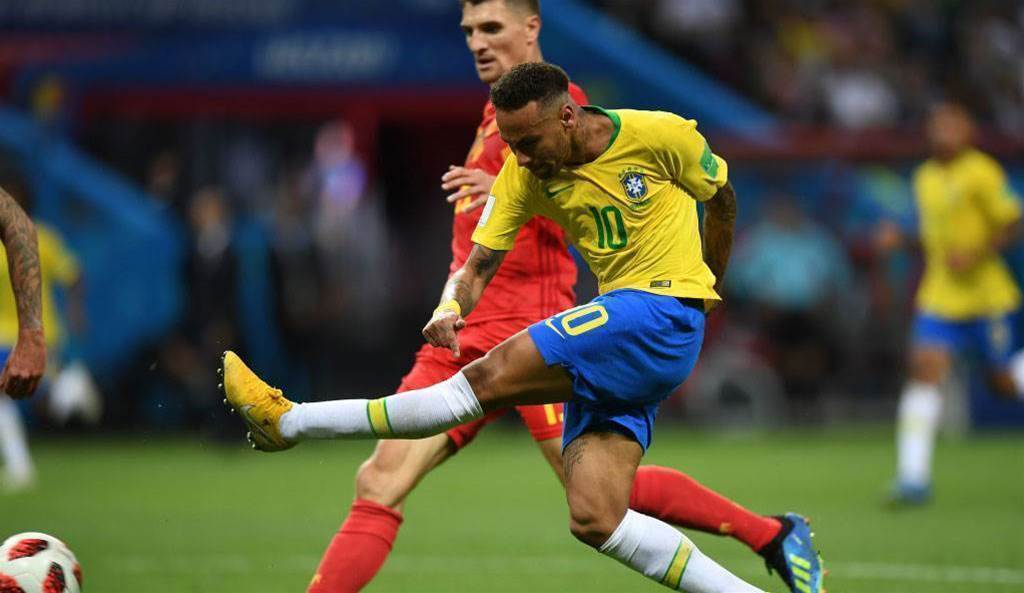 Tite: Neymar almost at the peak of his powers
