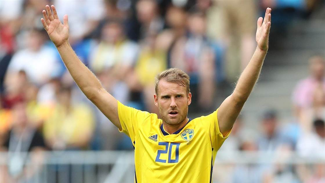 Victory in fight for Swedish World Cup striker