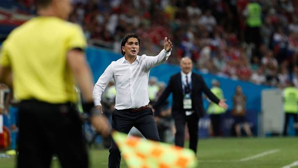Croatia have 'some fuel left' for semi - coach