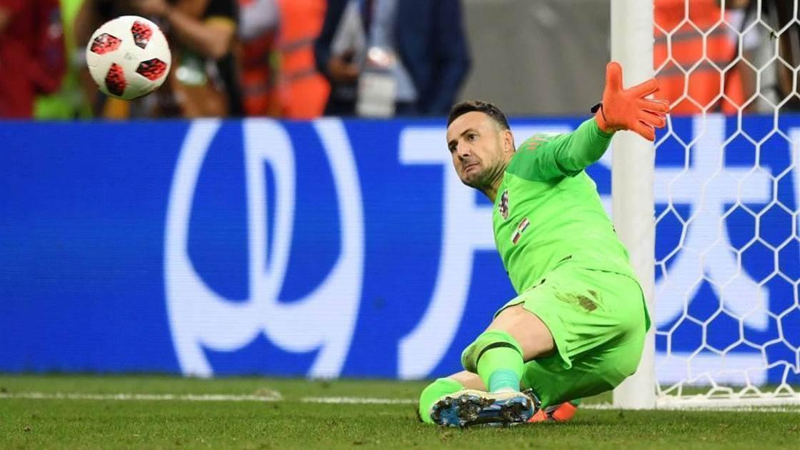 Three Croatia players miss training ahead of England semi-final