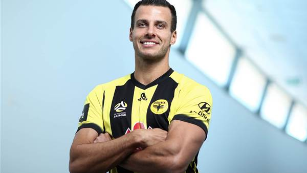 Steven Taylor declined European offers to revive Wellington Phoenix
