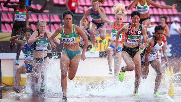 IAAF U20 World Championships: Day 1 wrap