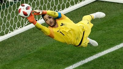 Ex-Colombia keeper hails France's Lloris as 'one of the best'