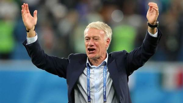 Deschamps: Young France side will only get better