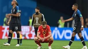 Belgium deserved more at World Cup - Vertonghen