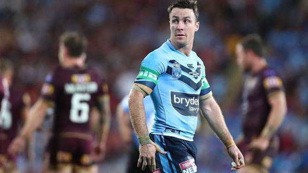 James Maloney after Super League switch