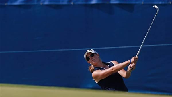 Augusta Women's Amateur: Kupcho still on top
