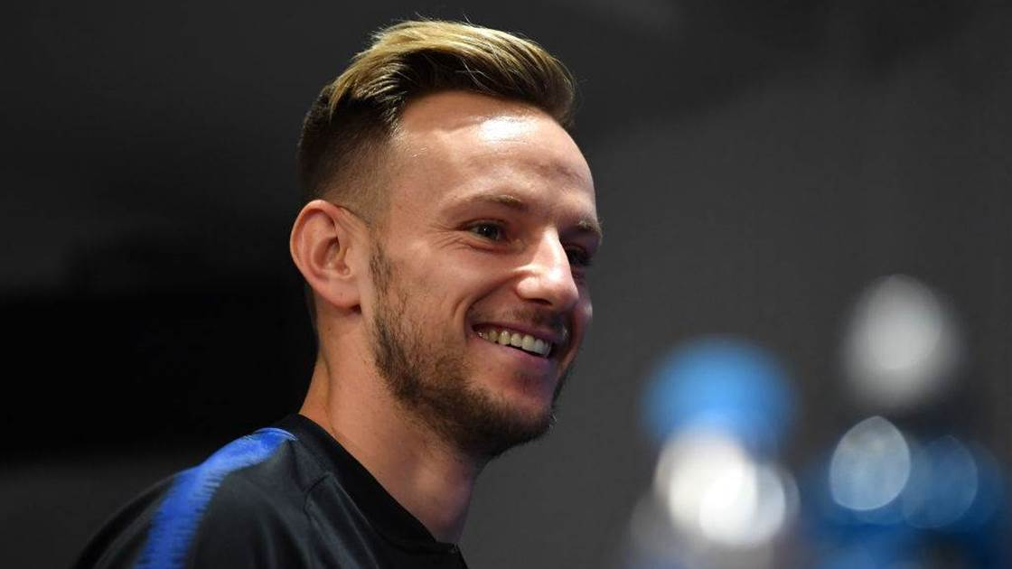 Croatia Midfielder Rakitic Ready to Have Tattoo on Forehead If Team Wins World Cup