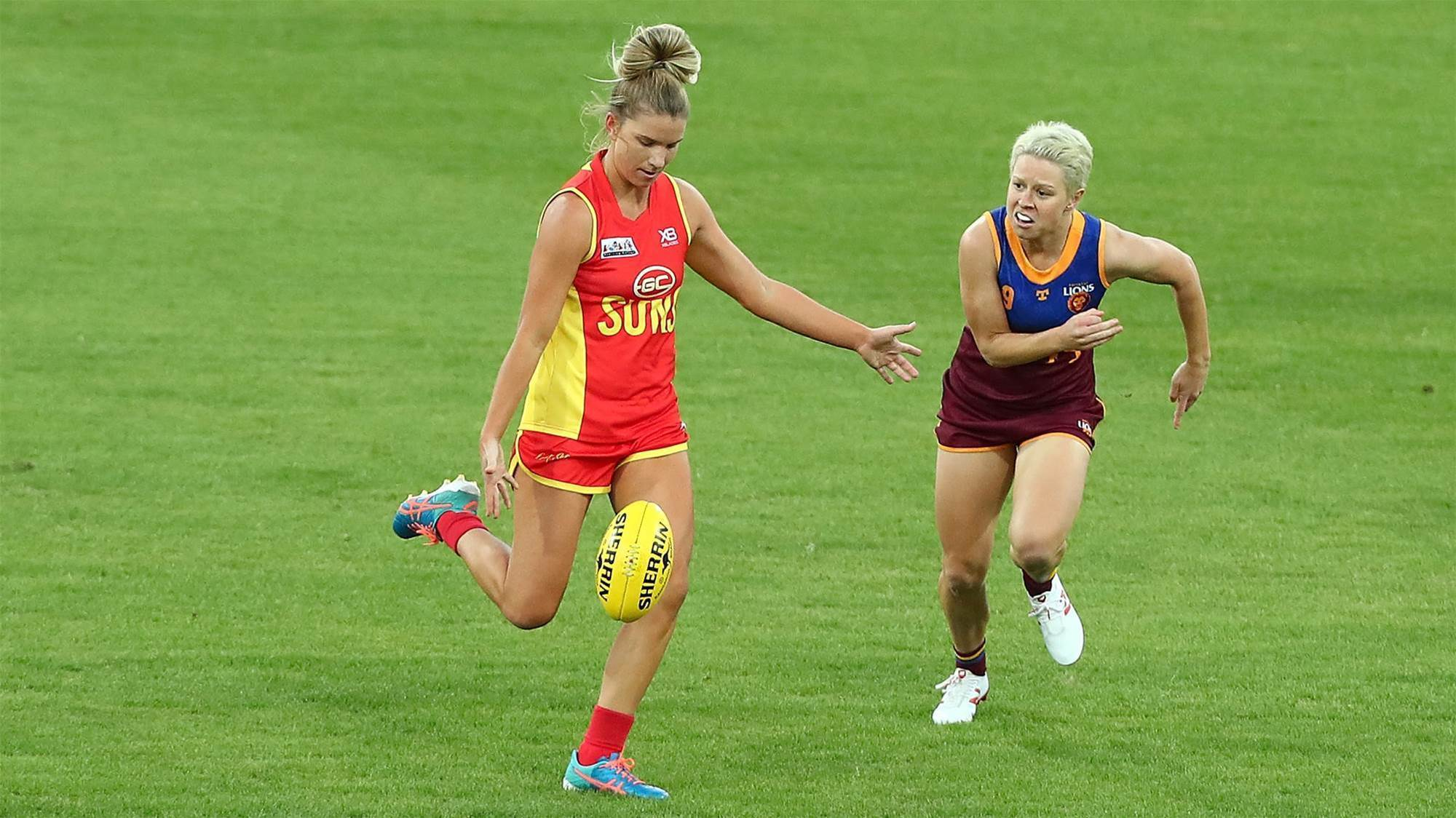 Parker returns to the Gold Coast