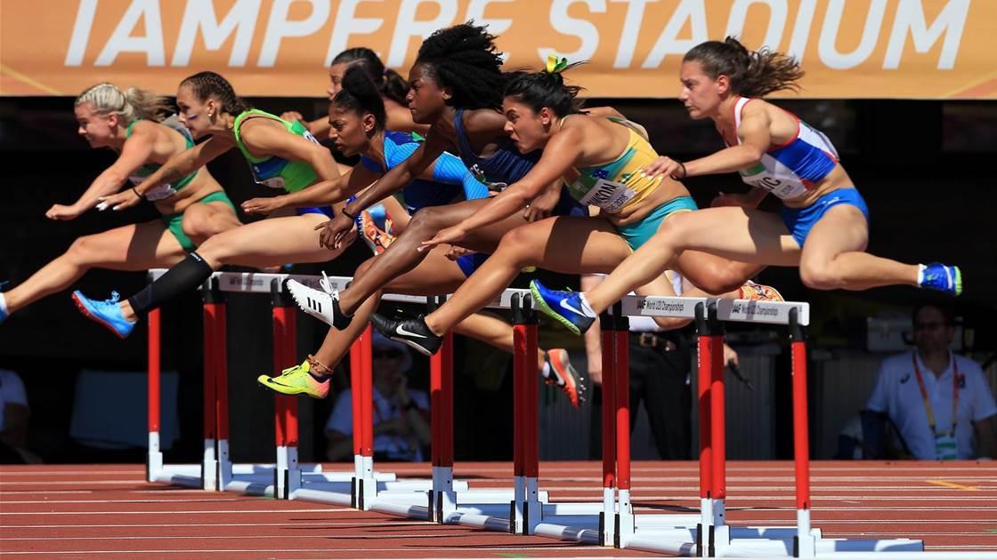 World Under 20 Championships: Day 5 wrap