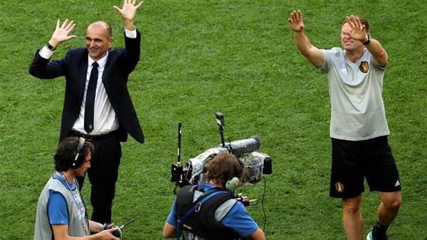 Martinez: Belgium played football that neutral fans enjoyed