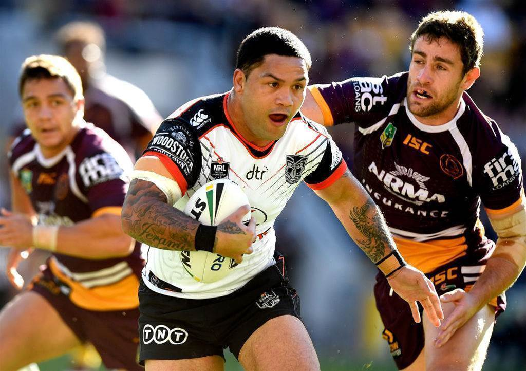 Isaac Luke: I want to stay with the Warriors