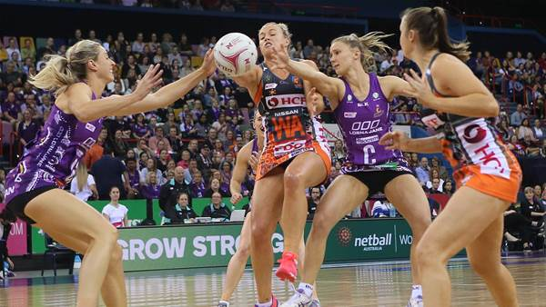 Firebirds positive about new Super Netball season