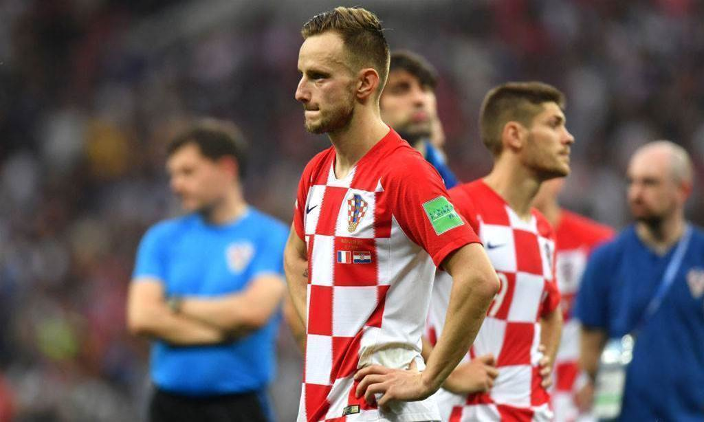 Rakitic: Croatia outplayed France in some areas