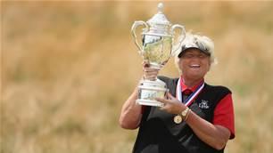 New dates for US Senior Women's Open