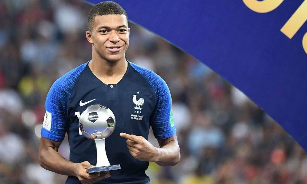 Mbappe: Win just the 'beginning of journey'